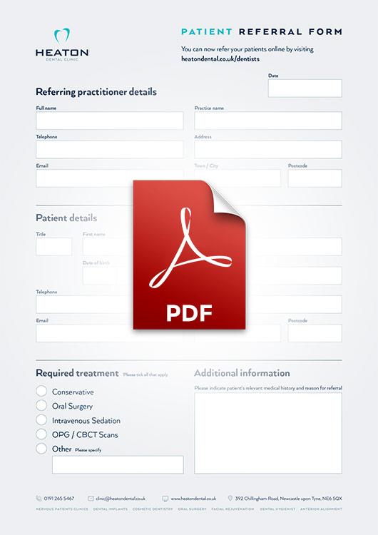 Download Referral form